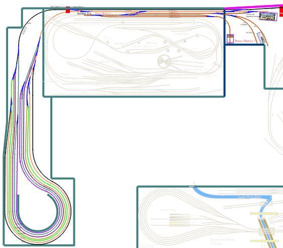 denver u0026 39 s railroads model layout
