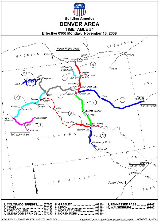 Denver S Railroads