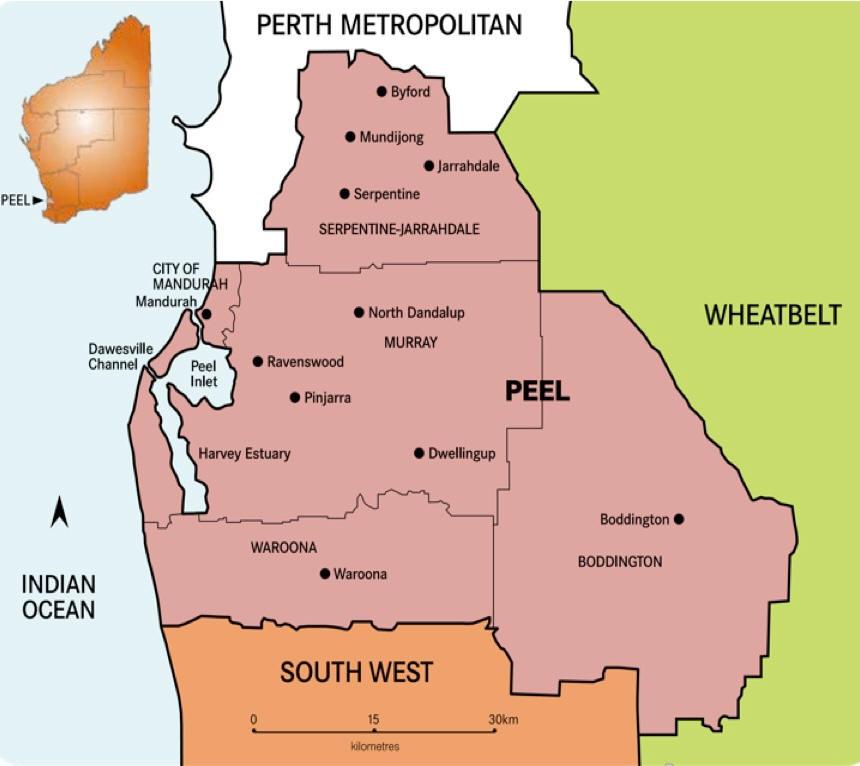 Peel Region Model Railroaders